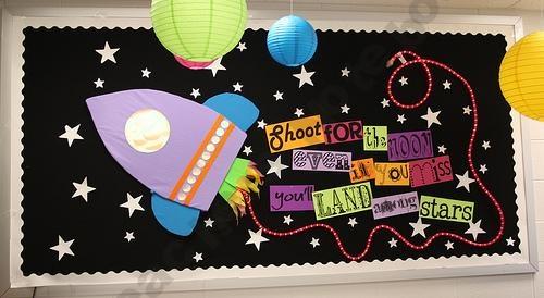 Bulletin Board: Shoot For the Moon