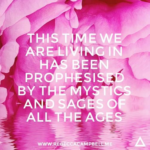 This time we are living in has been prophesised by the Mystics and Sages of all the ages. #lightisthenewblack #lightworker #risesisterrise Www.lightisthenewblack.com