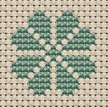 Free Sampler Patterns on blog. lovely design.