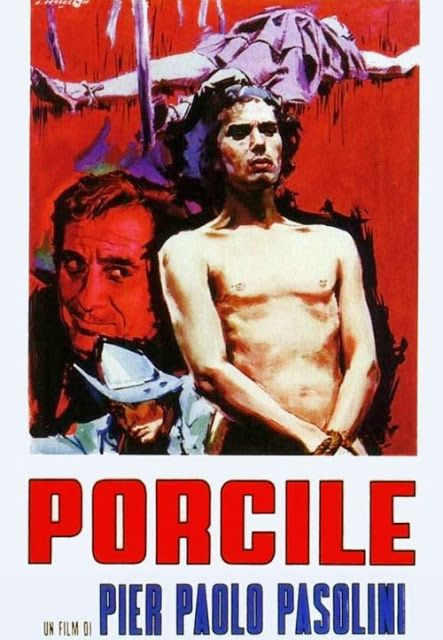 Pigsty (Italian: Porcile) is a 1969 Italian film, written and directed by Pier Paolo Pasolini and starring Jean-Pierre Léaud, Marco Ferreri, Ugo Tognazzi, Pierre Clémenti, Alberto Lionello, Franco Citti, and Anne Wiazemsky. I