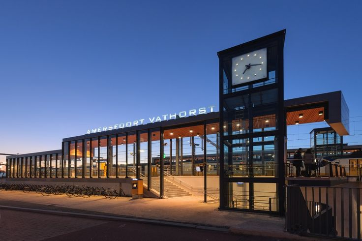 Station Vathorst, StudioSK | Amersfoort | Netherlands | MIMOA