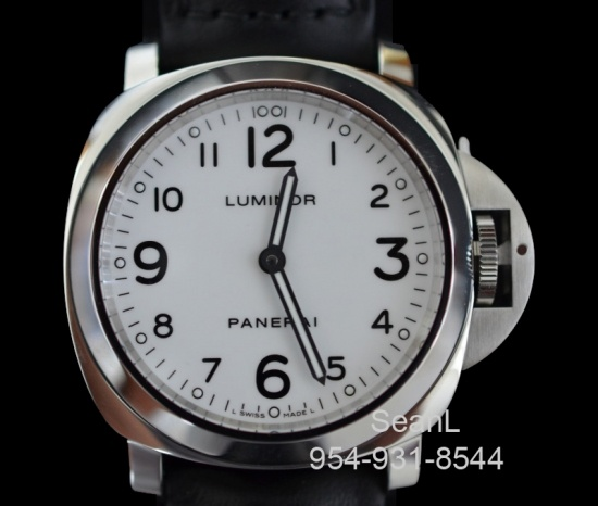 Panerai 114 Luminor Marina Manual Wind 44mm Stainless Steel  http://www.collectionoftime.com/specification.php?wid=279=16=11