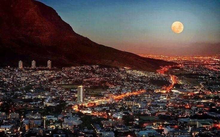 Twitter / NatGeoPix: Cape Town, South Africa ...