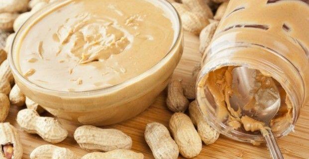 Burro di arachidi biologico vegano | #vegan #vegetarian