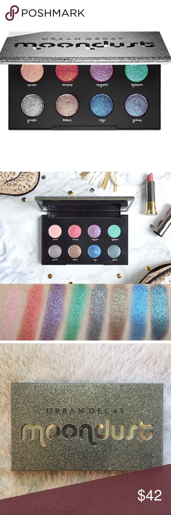 Selling this Urban Decay Moondust Palette on Poshmark! My username is: kittygoespurr. #shopmycloset #poshmark #fashion #shopping #style #forsale #Urban Decay #Other