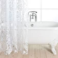 Image result for lace shower curtains