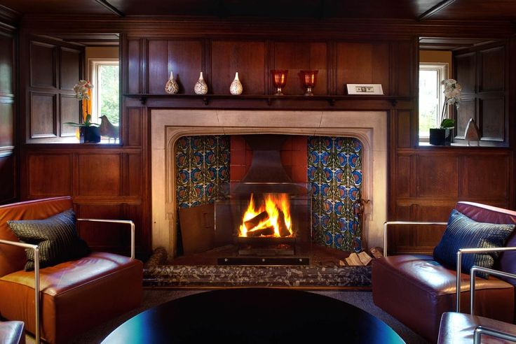 Choose the Cocktail Bar for plump sofas, an inglenook fireplace and a buzz of conversation.