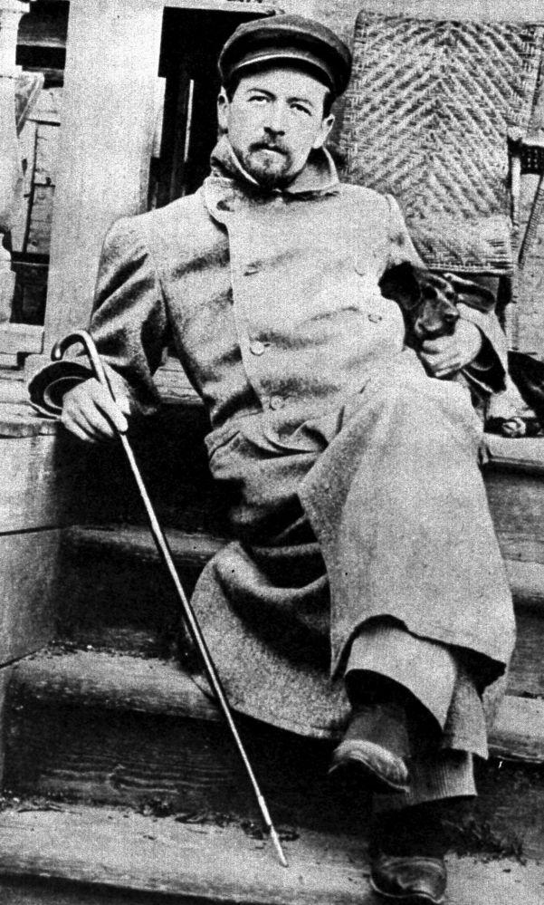 anton chekhov writing style