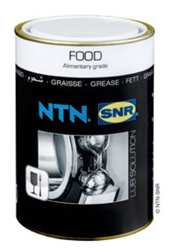 Grease LUB FOOD AL GREASE / B1kg, NTN-SNR (for food industry)