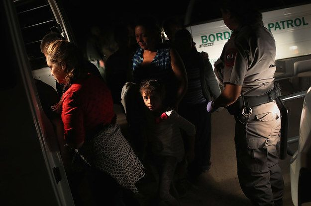 A Mother Says Immigration Officials Took Away Her Daughter