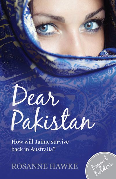 The first title in the Beyond Borders series about Jaime who has been raised in Pakistan and returns to Australia to attend senior high. Rhiza Press, Australia, 1 June 2016.