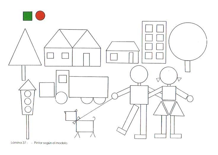 discriminacion de figuras geometricas en ninos Dispuestas a que nuestros hijos no estén expuestos a la televisión, ordenadores, consolas etc, ponemos en marcha el proyecto de las cajas de luz con al intención de dar a conocer otras formas de favorecer la creatividad e imaginación en nuestros niños.