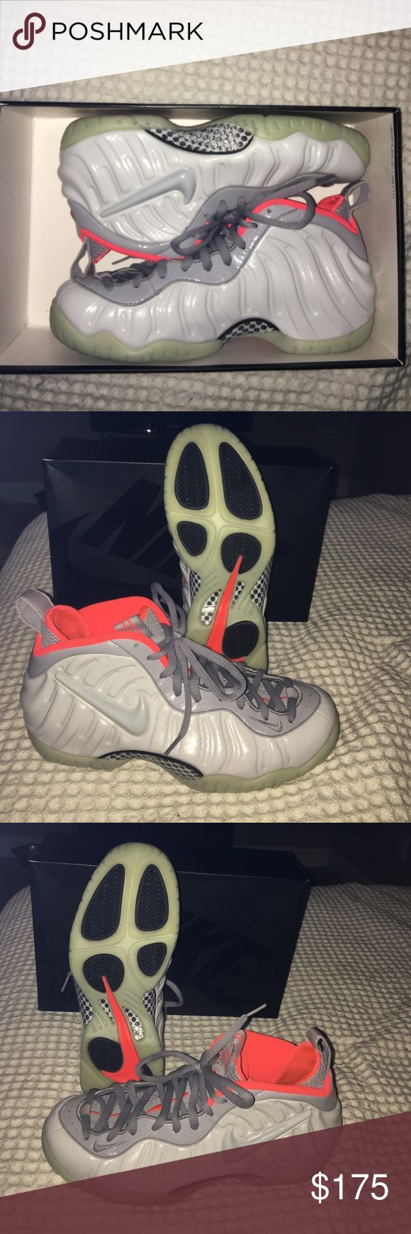 Air Foamposite Pro Prm Mens size 8, comes with original box. Worn a few times but still in great condition! $ look above for asking price OBO message me if interested can negotiate. Nike Shoes Sneakers
