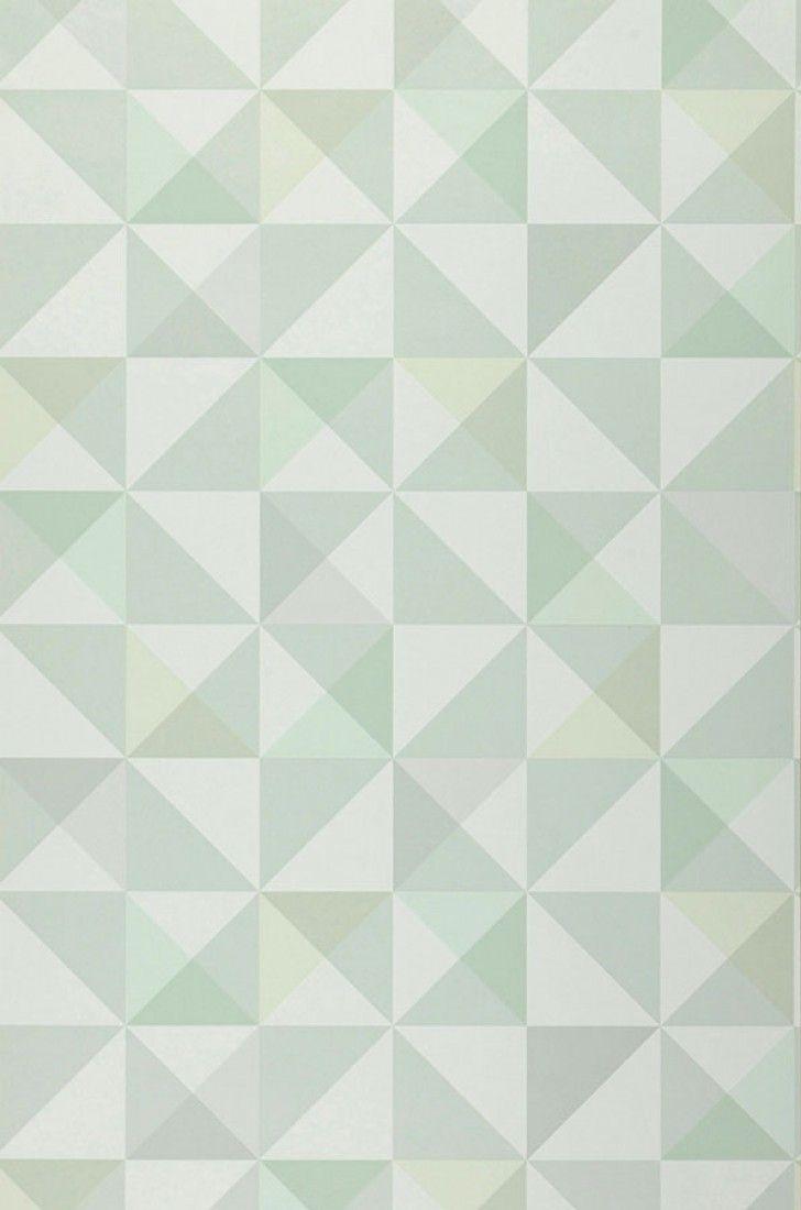 Pelias | Papel de parede geométrico | Padrões de papel de parede | Papel de parede dos anos 70