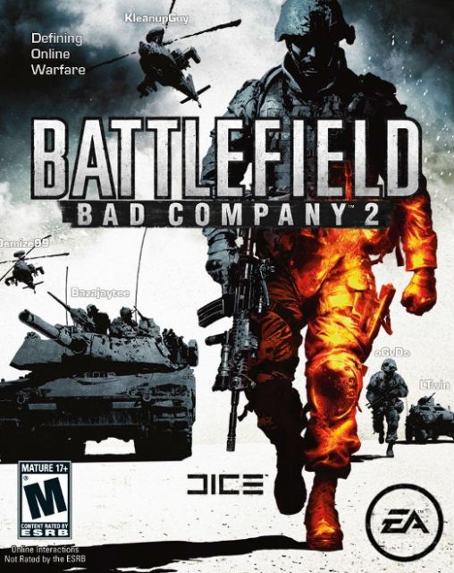 Battlefield: Bad Company 2 - *Completed