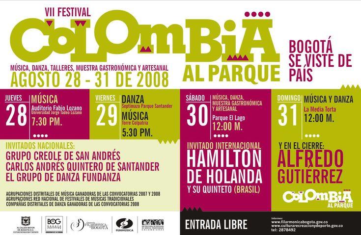 Volante Colombia al Parque (2009)