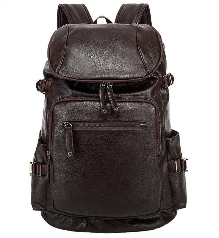 46.16$  Buy here - http://ai5g1.worlditems.win/all/product.php?id=32740903652 - 2016 New Hot Men's shoulder bag mountaineering bags travel backpack male computer bag black brown fashion leisure travel bag