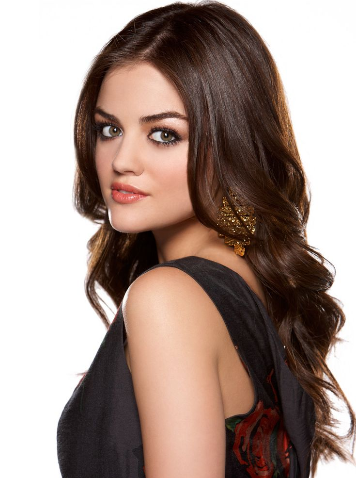 Lucy Hale - love her hair!!