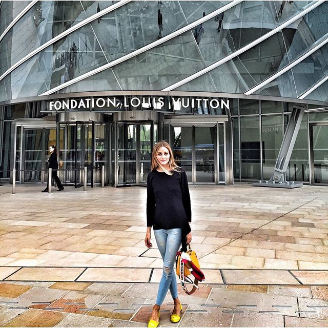 Olivia Palermo at Paris Couture Week 2015