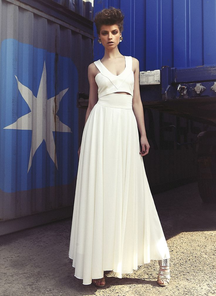 22 best Collection of Spring-Summer 2014 evening and bridal dresses ...