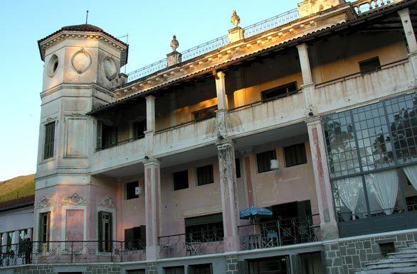 Antiguo Hotel Eden - La Falda -Cordoba