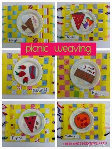 Picnic Weavings