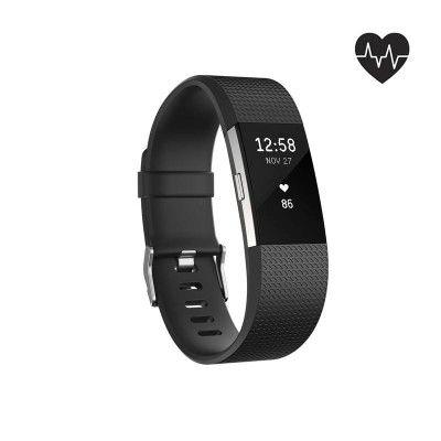 SANTE DEC Electronique Montres, GPS, Podomètres - Bracelet CHARGE 2 NOIR (L) Fitbit - Accessoires