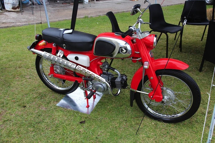 honda c110 50cc my rygoed pinterest honda fun and bikes. Black Bedroom Furniture Sets. Home Design Ideas