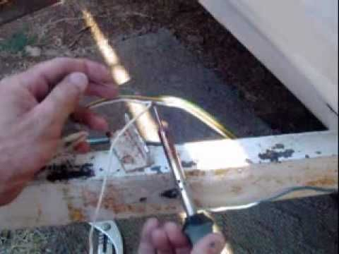 Boat Trailer Wiring >> Trailer Tidbits 10 - Electrical Wiring Part I - YouTube ...