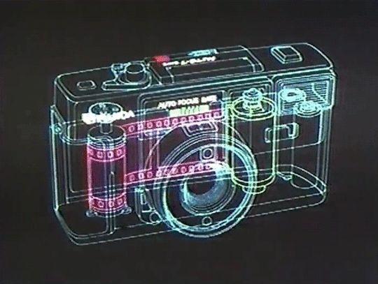 """""""Radiografía de una cámara"""""""