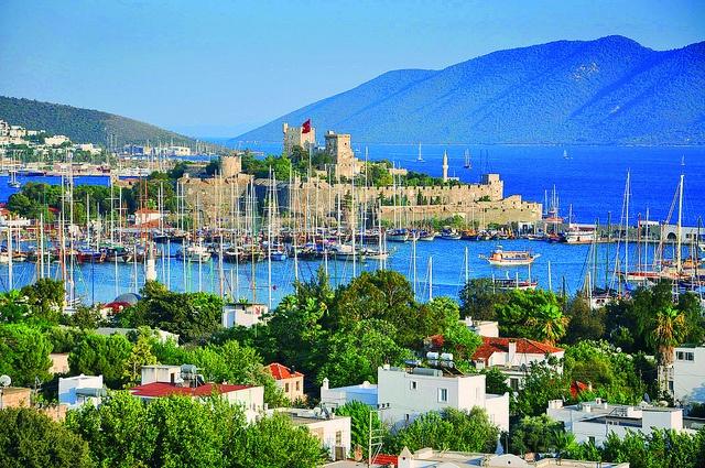 Bodrum...the Turkish Riviera...