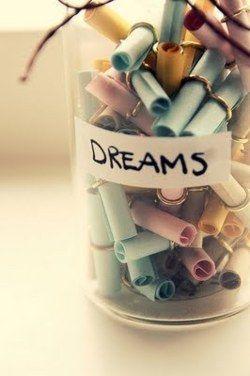 Inspiration to put on your desk or dresser!