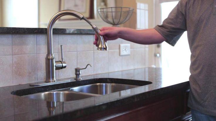 Mejores 39 imágenes de kitchen faucet en Pinterest   Grifos de la ...