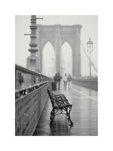 Lonely Bench Prints by Teo Tarras at AllPosters.com