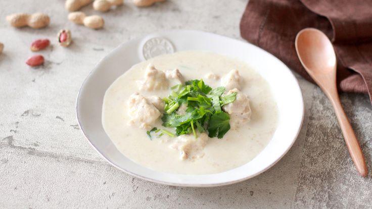 ピーナッツを「絶品スープ」にかえる魔法のレシピ | TABI LABO