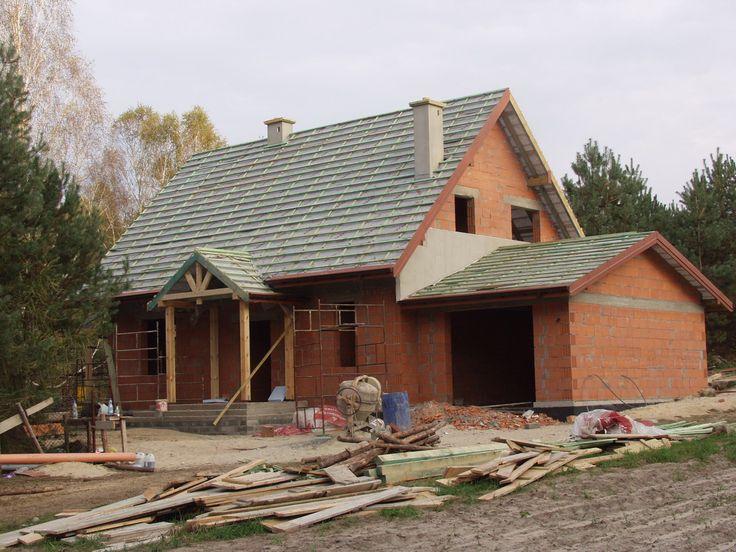 Projekt domu Leśny Zakątek