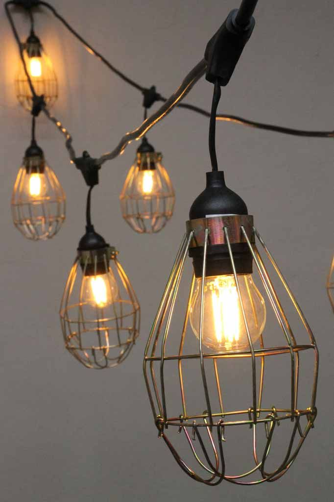 66 best festoon lighting outdoor string lights images on pinterest festoon lights outdoor string lights with cages aloadofball Gallery