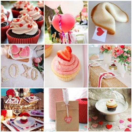 1000 images about party ideas on pinterest for Valentine day dinner party ideas