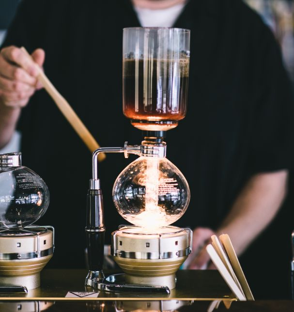 For a purist's cup, check out Siphon Coffee, in Houston, where your coffee is prepared using the vacuum process, which promises to extract the best flavor from the beans.