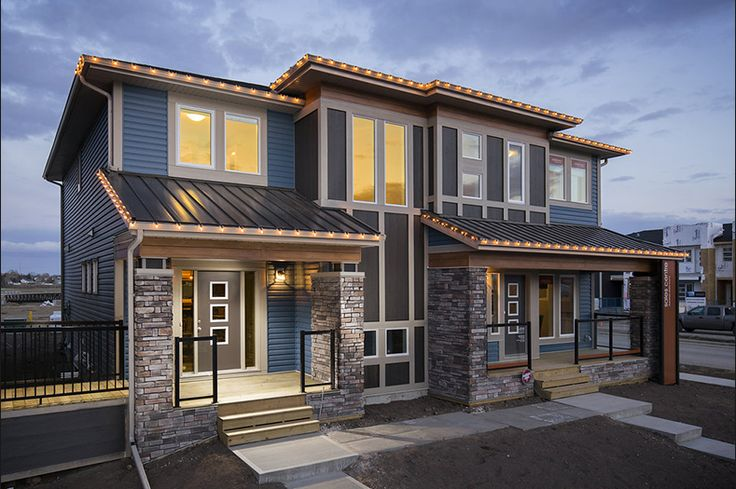 Creations by Shane Homes Samara Showhome in Midtown in Airdrie