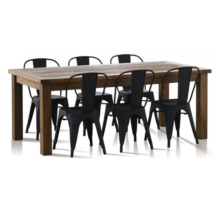 Packer 7 piece dining suite