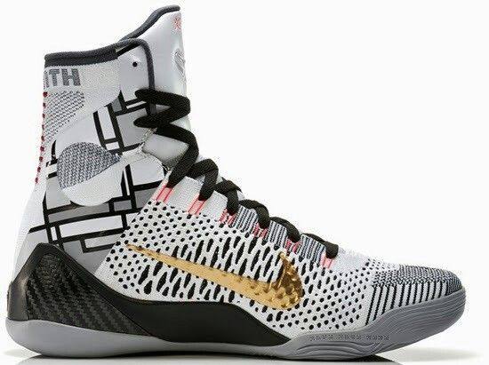 The Nike Basketball Elite Series Gold Collection is scheduled to go on sale  at select Nike retailers on June