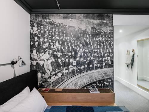 """Résultat de recherche d'images pour """"chambre hotel ace hotel londres"""""""