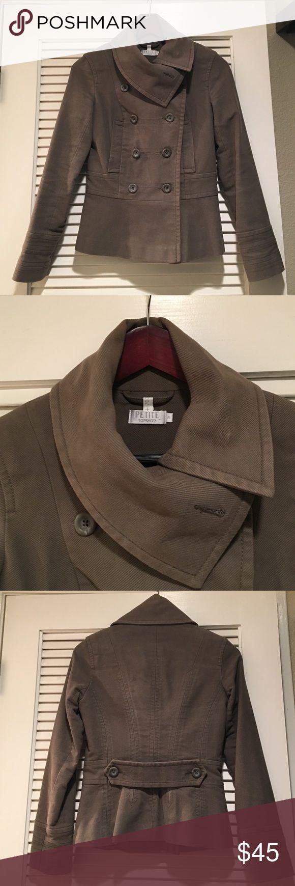 Topshop jacket in petite size 8 Topshop jacket in petite size 8 Topshop PETITE Jackets & Coats Blazers