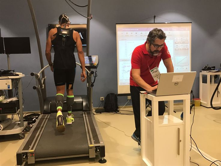K5 demo during the 16th National Sports Medicine Congress held in Antalya (Turkey)