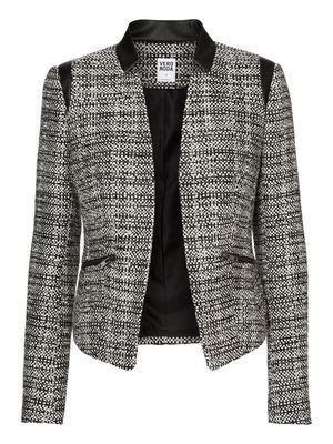 NELLA L/S BLAZER VERO MODA Holiday Countdown contest. Pin to win the style!  Wat een #mooi jasje!