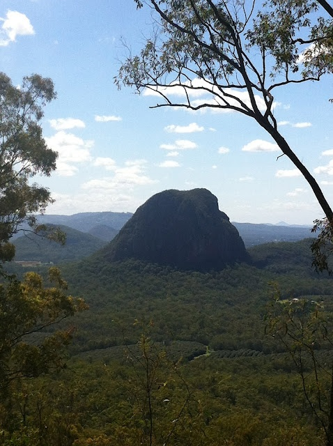 Glass House Mountains www.sevencherubs.com