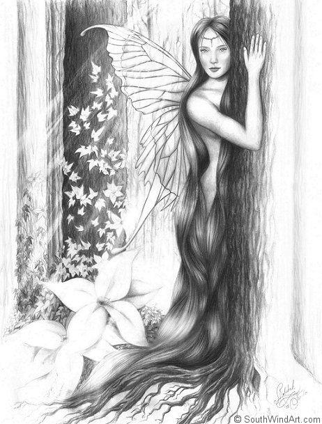 """""""Forest Faery"""" by Rebekah Lynn"""