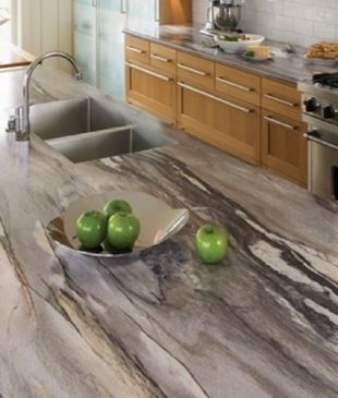 Kitchen Countertops 101 for when we redo ours!