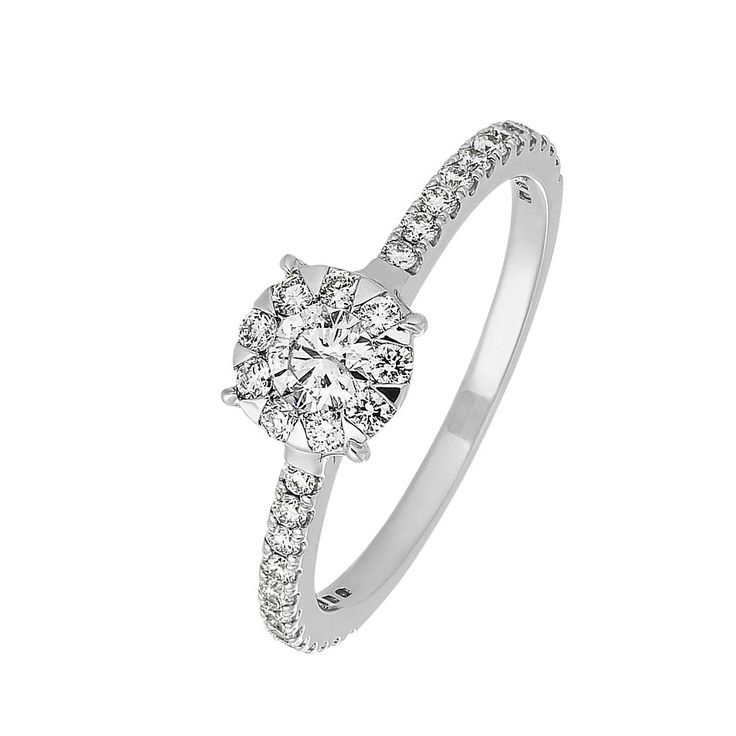 CHRIST Diamonds Damenring 60059799